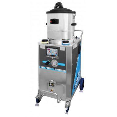 Generator de abur cu aspirator