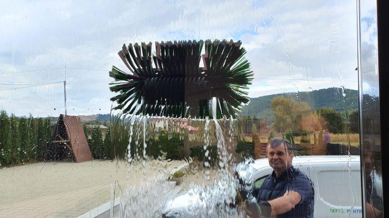 20190925 160347 scaled Kit curatare geamuri la inatime 6 m | Hydropower Ultra LC GLA | Unger - Unilift Kit curatare geamuri
