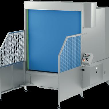 Cabină de spălat containere BWK1300 l Feistmantl
