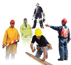 Protectie in constructii si demolari