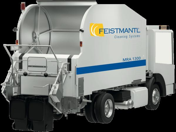 MRA1300 Sistem mobil de curățare a containerelor MRA1300 l Feistmantl - Unilift