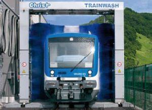 Spalatorii trenuri si tramvaie