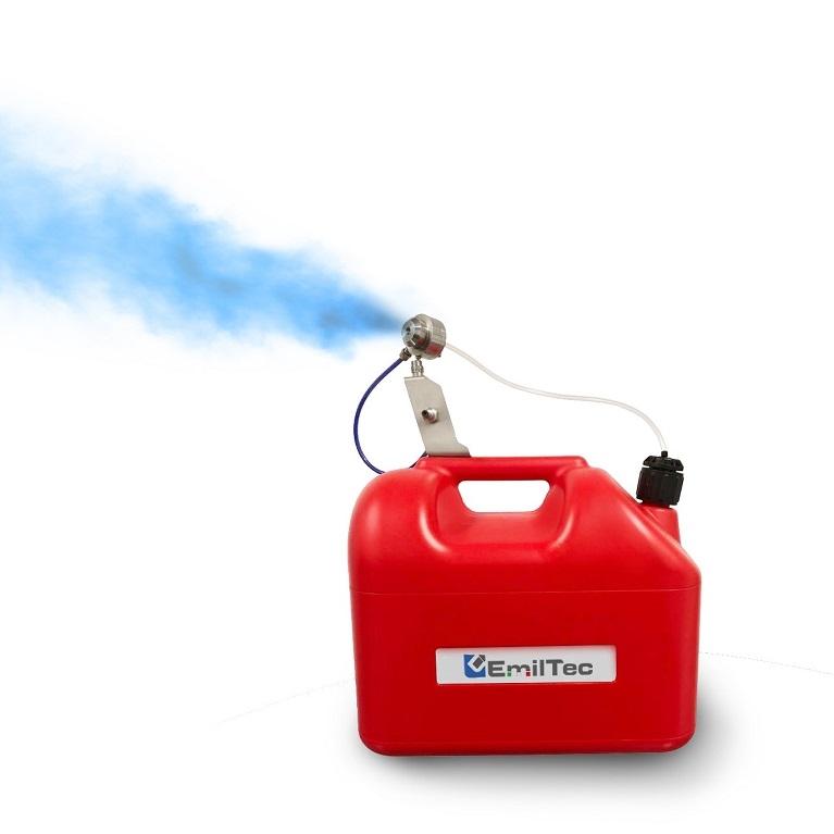 emil fogger1 1161 Sistem de igienizare si dezinfectie Emilfogger   EMILTEC - Unilift