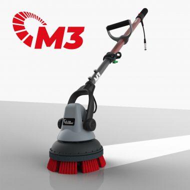 Monodisc portabil cu acumulatori   M3   MotorScrubber