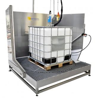tlt 1000 4 Dispozitiv pentru curățat rezervoare și containere speciale TRT1000 l Feistmantl - Unilift