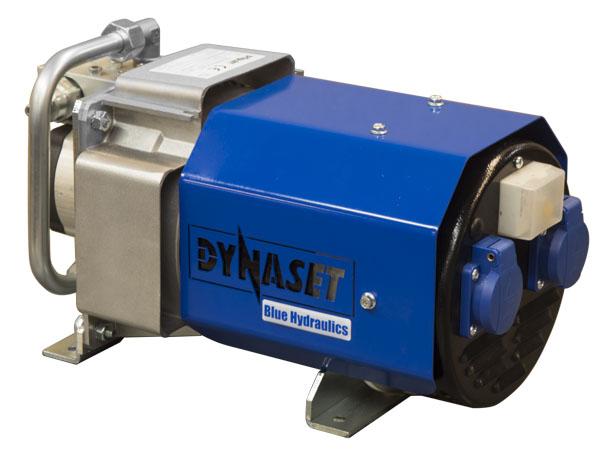DYNASET HG Hydraulic Generator 3 5kVA web Generator de curent hidraulic 50 HZ IP54 | HG 4.1 kVa 25| Dynaset - Unilift