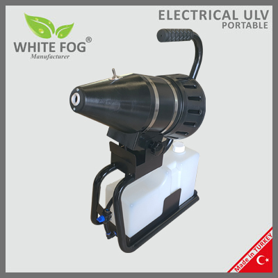 Electrical Electric Portable ULV Sprayer Spraying Machine Cold Fogging Fogger Nebulizator electric pentru dezinfectie  ULV | MINI | WhiteFog - Unilift