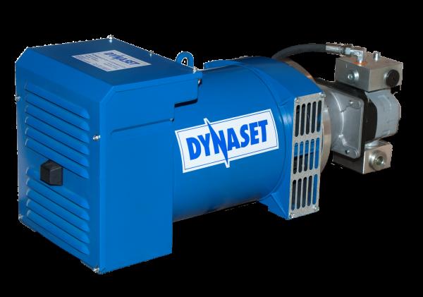 HG12Y Generator de curent hidraulic 50 HZ IP23   HG 12 kVa 54  Dynaset - Unilift Generator de curent hidraulic