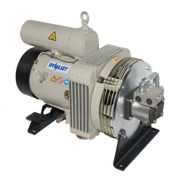 Compresor de aer cu sistem de rotatie