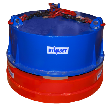 Magnet actionat hidraulic