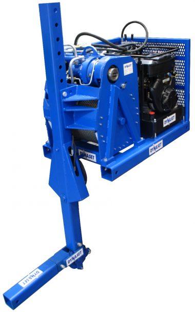 Troliu hidraulic HVY 10t