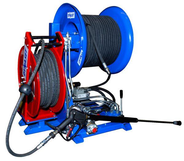 PPLLK20m yhdistelmä jpg Echipament de curatat /desfundat conducte si canalizari   PPL 460   Dynaset - Unilift