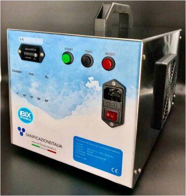 Generator de ozon Biozono | IBIX