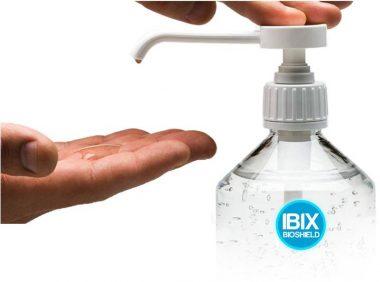 Gel dezinfectant cu dispenser PRONTO GEL AM