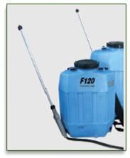 Pompa de nebulizare cu acumulatori F120-200