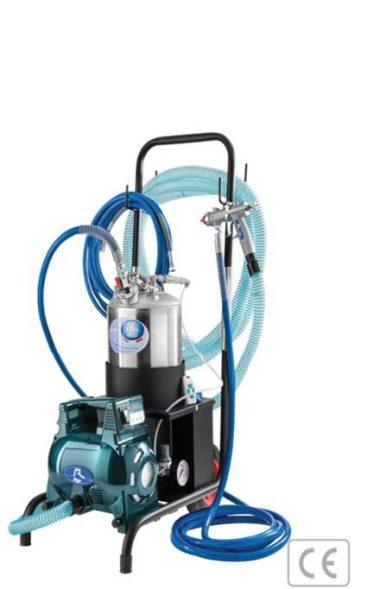 Sistem de igienizare TROLLEY SANITIZER 9 | IBIX