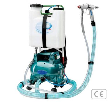 Sistem TURBO BACKPACK SPRAYER | IBIX