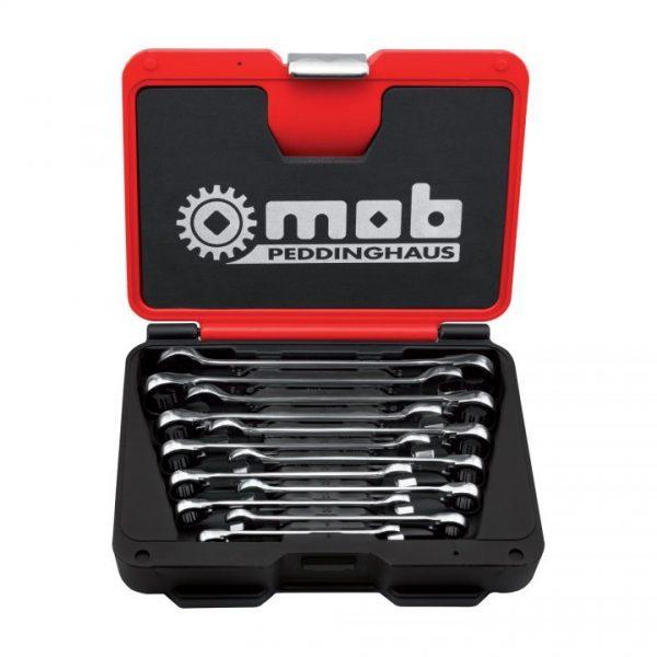Set chei combinate cu clichet reversibil, cutie FUSION BOX | Mob-Ius - Unilift