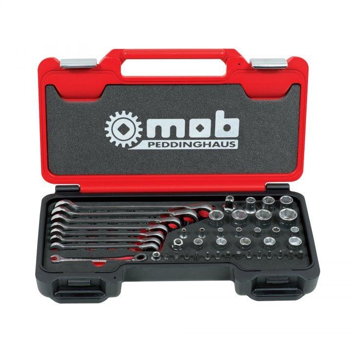Trusa Fusion Box Mediu ADAPT44 capete/chei cu clichet | Mob-Ius - Unilift