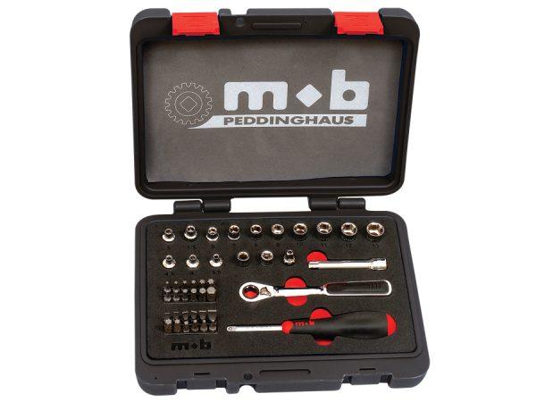 Trusa 43 capete si accesorii M TRAVERSANT SMALL Trusa 43 capete si accesorii M-TRAVERSANT SMALL | Mob-Ius - Unilift