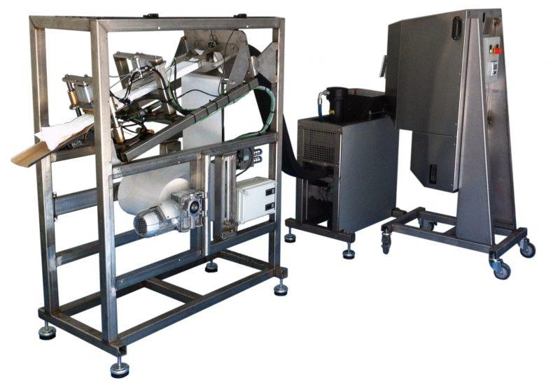 echipament producere gheata tri former 500 aquila 2865 Echipament de producere gheata carbonica TRI-Former 500 | Aquila Triventek - Unilift