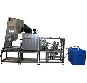 echipament producere gheata tri former 500 aquila 3393 Echipament de producere gheata carbonica TRI-Former 500 | Aquila Triventek - Unilift