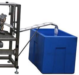 echipament producere gheata tri former 500 aquila 3394 Echipament de producere gheata carbonica TRI-Former 500 | Aquila Triventek - Unilift