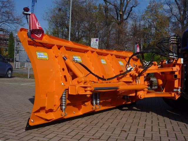 lama pentru zapada pf 80 100 annovi aldo 3150 Lama dezapezire PF 80/280 | ALDO ANNOVI - Unilift