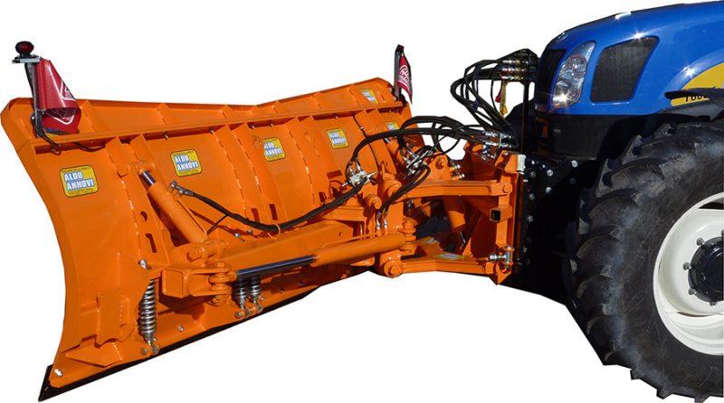 lama pentru zapada pf 80 100 annovi aldo 5718 Lama dezapezire PF 80/280 | ALDO ANNOVI - Unilift