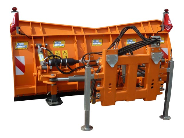 lama pentru zapada pfa 80 100 annovi aldo 3151 Lama dezapezire PFA 80/306 | ALDO ANNOVI - Unilift