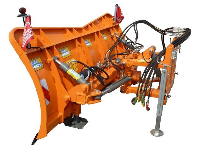 lama pentru zapada pfa 80 100 annovi aldo 3152 Lama dezapezire PFA 80/306 | ALDO ANNOVI - Unilift
