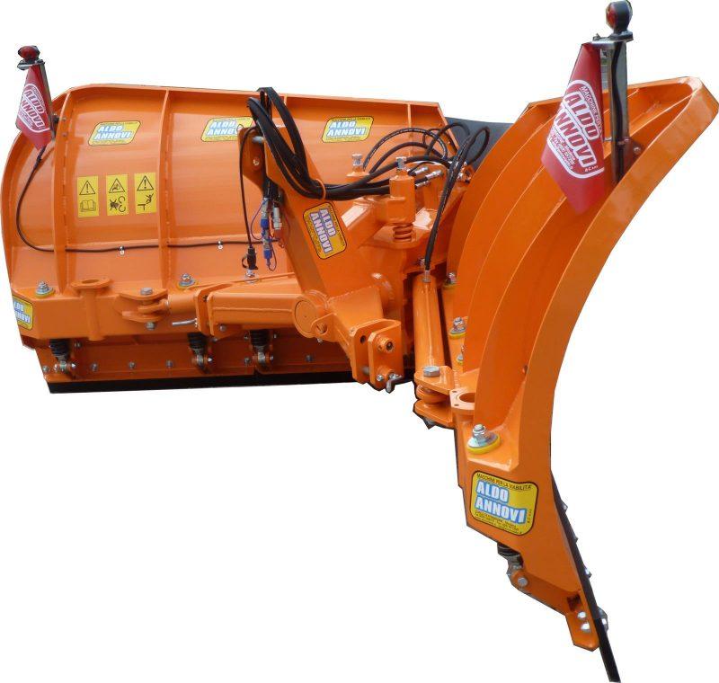 lama pentru zapada puvh annovi aldo 3161 Lama dezapezire PUVH 3260 | ALDO ANNOVI - Unilift