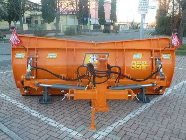 lama pentru zapada sf80 100 annovi aldo 3148 Lama dezapezire SF 100/356   ALDO ANNOVI - Unilift