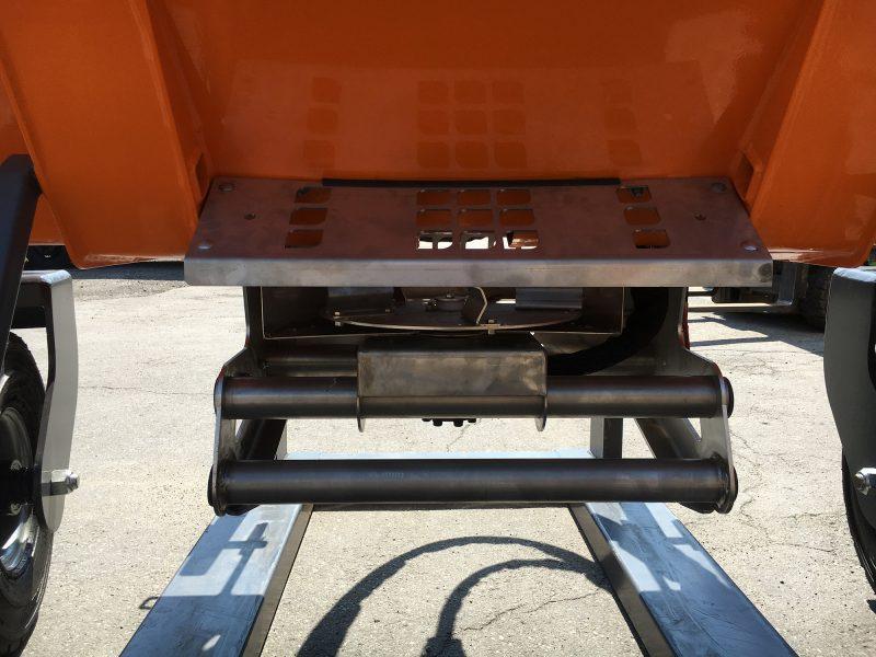sararita cu placa de conectare aa spg r annovi aldo 5735 Sararita cu placa de conectare AA.SPG-R 160 | ALDO ANNOVI - Unilift