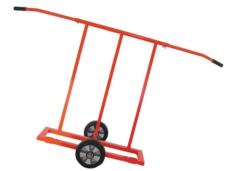 Carucior cu 2 roti pentru transport placi maxim 900 kg Carucior cu 2 roti pentru transport placi, maxim 900 kg   Mob-Ius - Unilift