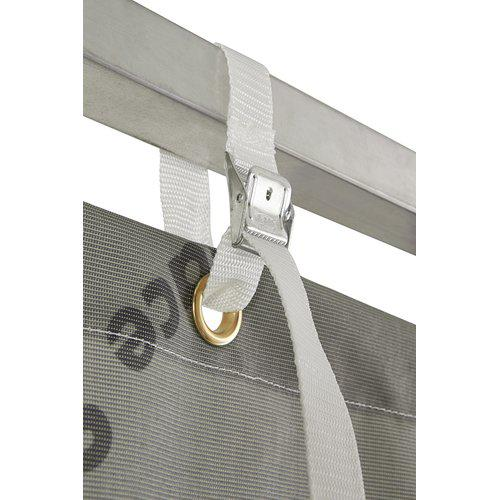 TST 5800010 5000 Curtain 4 Perete de protectie pentru presiuni inalte WWS | TST Sweden - Unilift