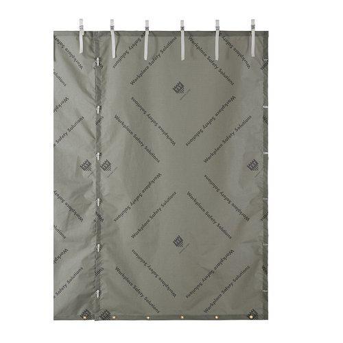 TST 5800010 5000 WSS BLANK Curtain 1 Perete de protectie pentru presiuni inalte WWS | TST Sweden - Unilift