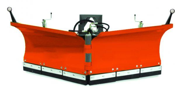 V PLOW Plug de zapada in V 140 | Cast - Unilift Plug de zapada in V 140