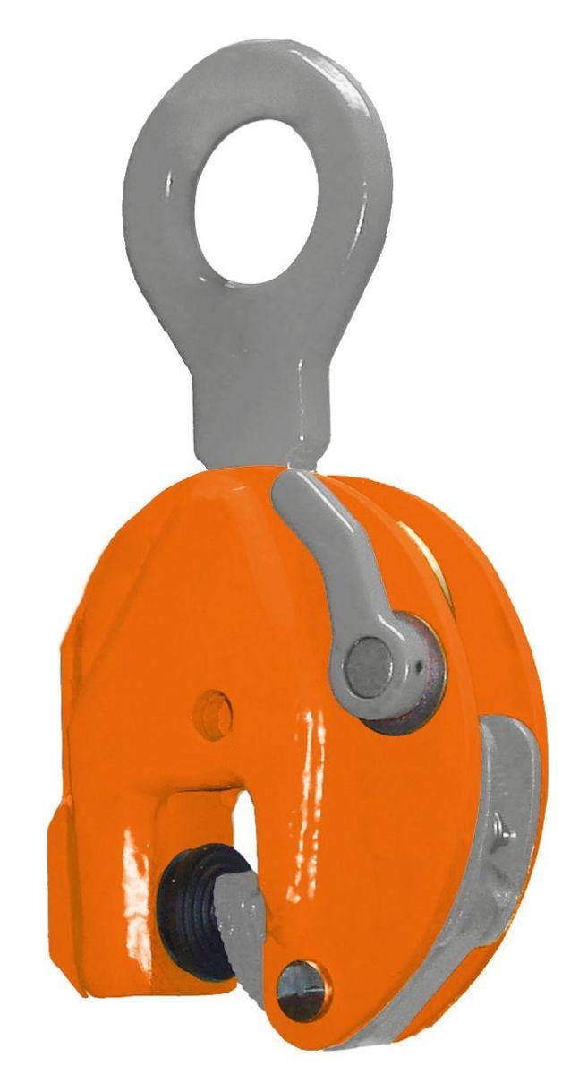 VJPW Bild 2 grau orange Clamp de ridicare cu buton de amortizare VJPW pentru placi de metal | PeWag - Unilift