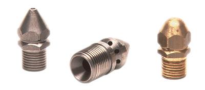 duza pentru curatarea tevilor de scurgere pa 3076 Duza pentru curatarea tevilor de scurgere 1/4 Bsp M | PA - Unilift