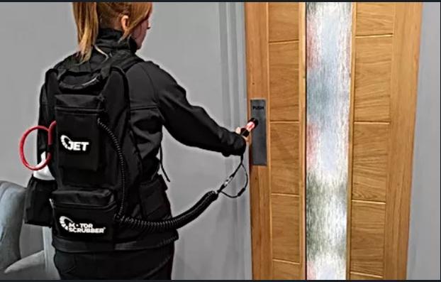 fefe Accesoriu de pulverizare dezinfectant | MotorScrubber - Unilift