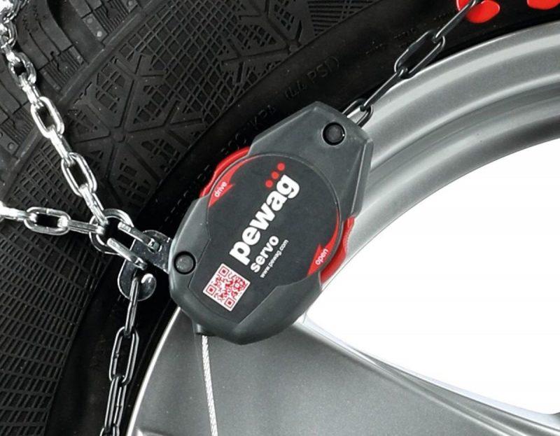 pewag servo sport Front Lupe2017 Lanturi RRS anti-derapante anvelope masini   PeWag - Unilift