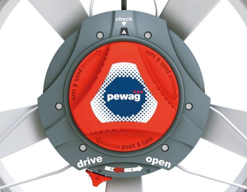 servomatik RSM Front Lupe Lanturi RSM anti-derapante anvelope masini | PeWag - Unilift