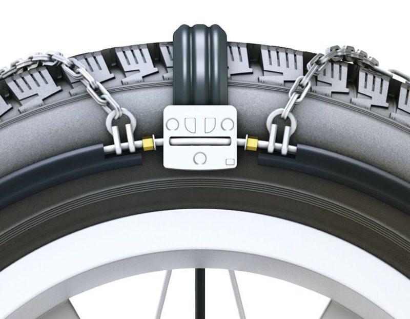servomatik RSM back Lupe Lanturi RSM anti-derapante anvelope masini | PeWag - Unilift