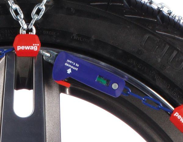 Lanturi SXP anti-derapante anvelope masini | PeWag - Unilift
