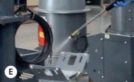 Eduzacuplajrapid Kit de dezinfectie manual cu lance si nebulizator   IDROBASE - Unilift