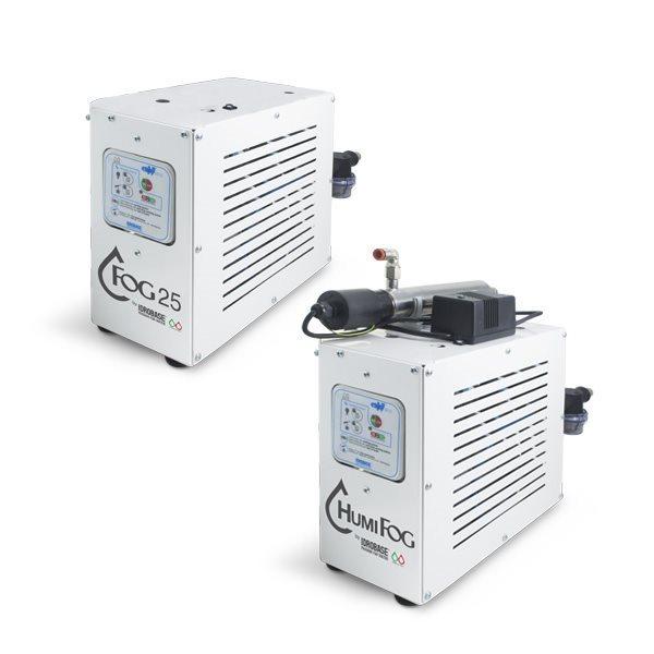 Idrotech misting civile fog 25 humi fog Dispozitiv pentru nebulizare HUMIFOG   Idrobase - Unilift