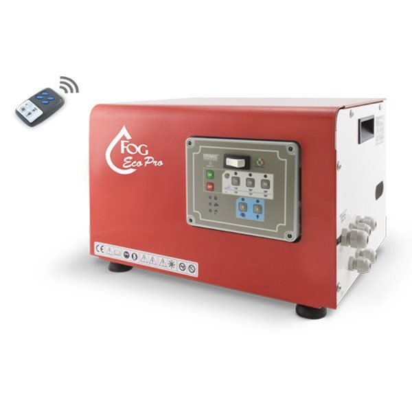 Idrotech misting civile fog eco pro 1 Dispozitiv de nebulizare FOG ECO PRO   Idrobase - Unilift