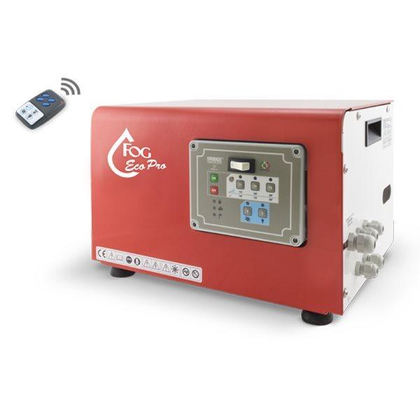 Idrotech misting civile fog eco pro Nebulizator ECO PRO | Idrobase - Unilift