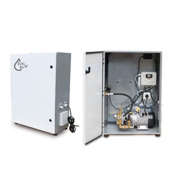 Idrotech misting industriale fog box 600 Dispozitiv de nebulizare FOG BOX 60   Idrobase - Unilift